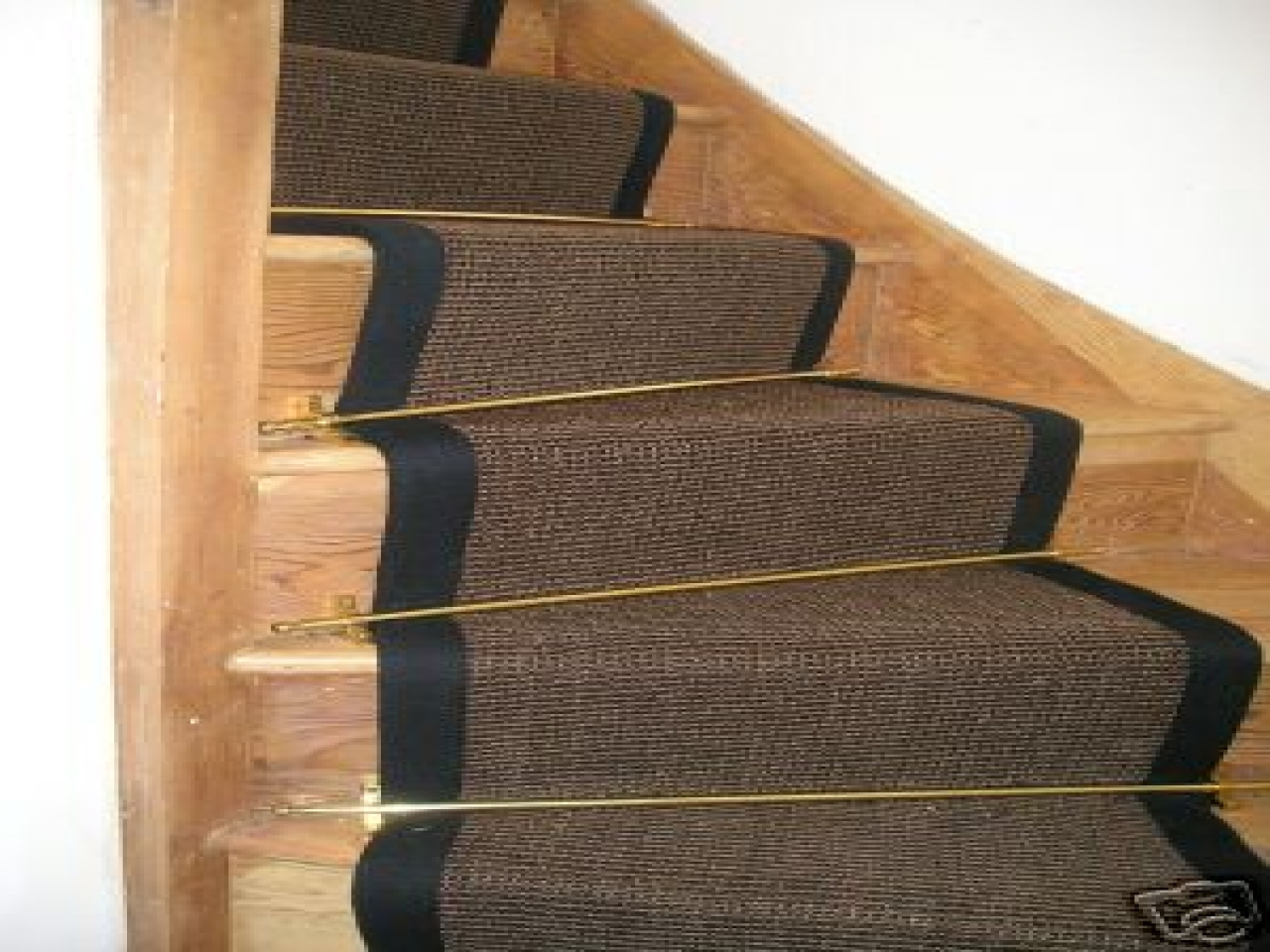 carpet runner for stairs home depot photo - 6