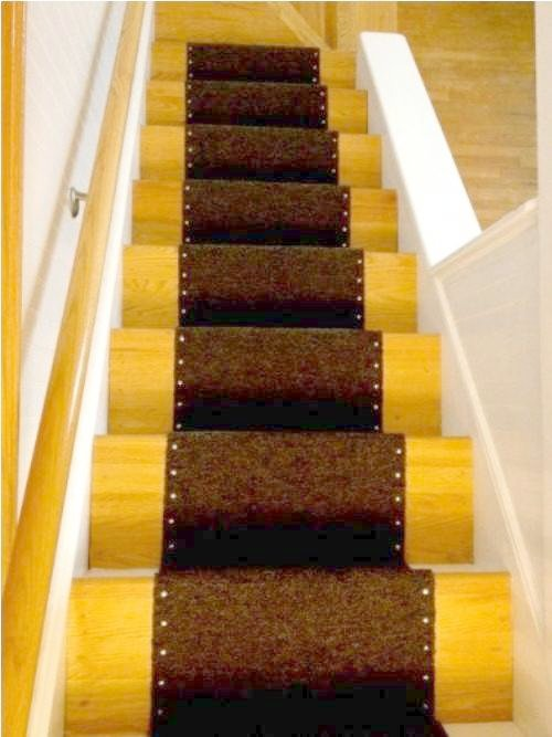 carpet runner for stairs home depot photo - 7