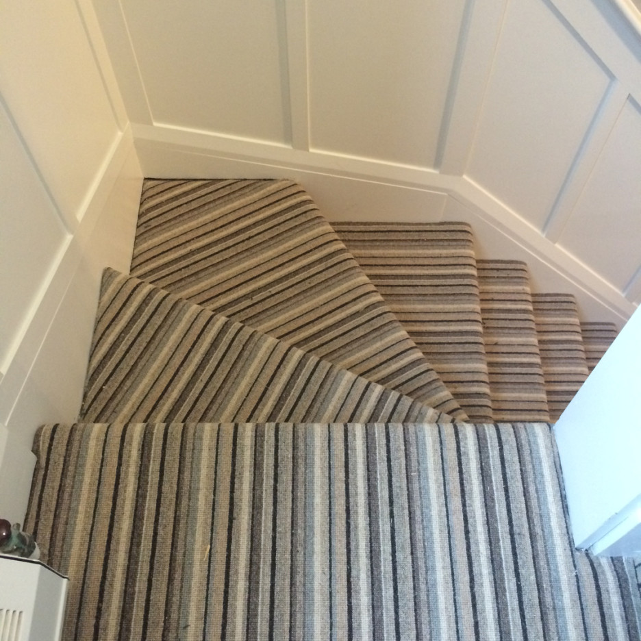 carpet runner for stairs ideas photo - 1