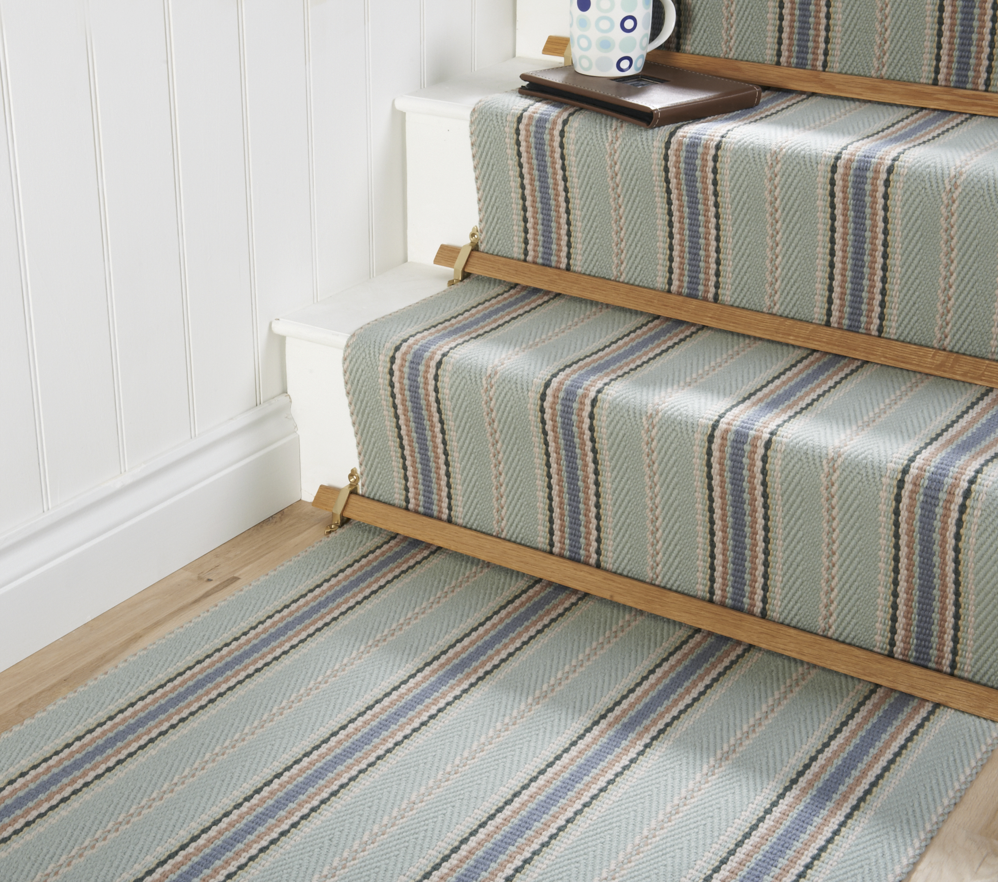 carpet runner for stairs ideas photo - 2