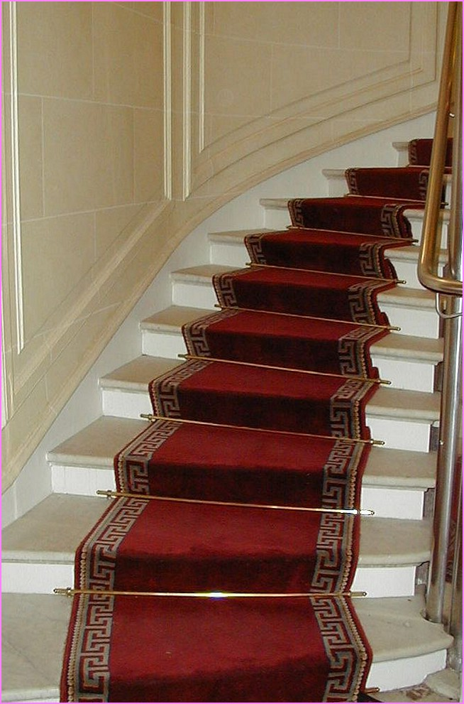 carpet runner for stairs ideas photo - 4