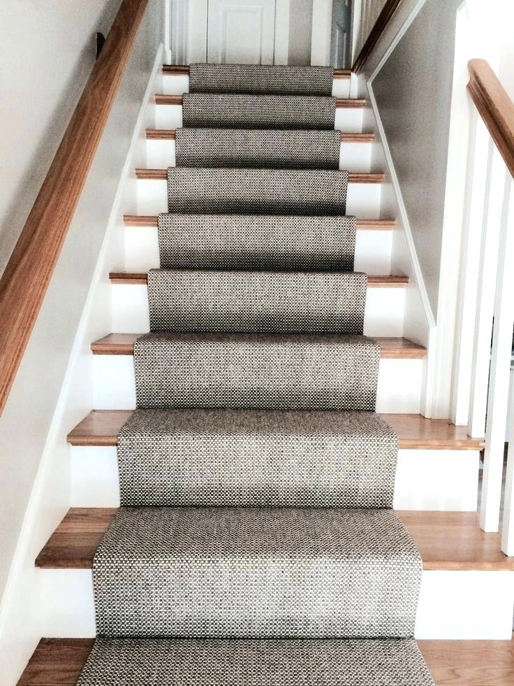 carpet runner for stairs ideas photo - 5
