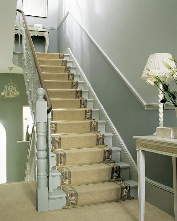Carpet Runner Stair Bars Photo   7