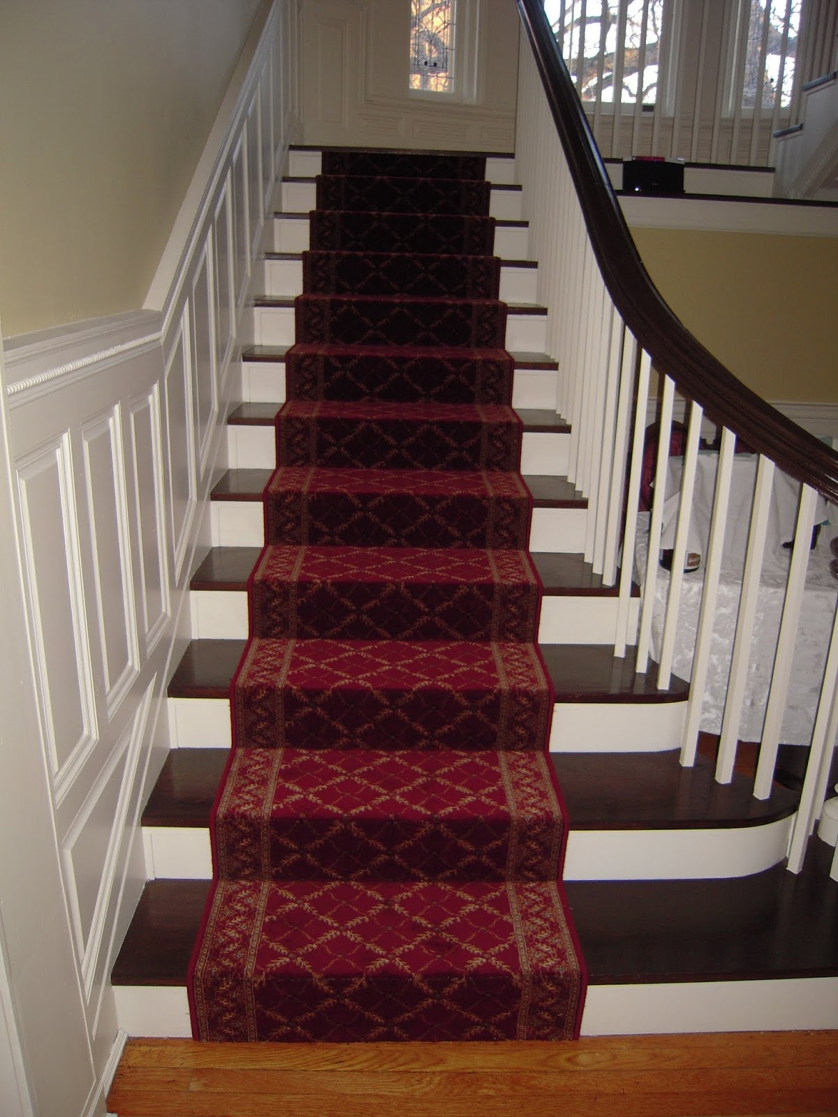 carpet runners for hall and stairs photo - 10