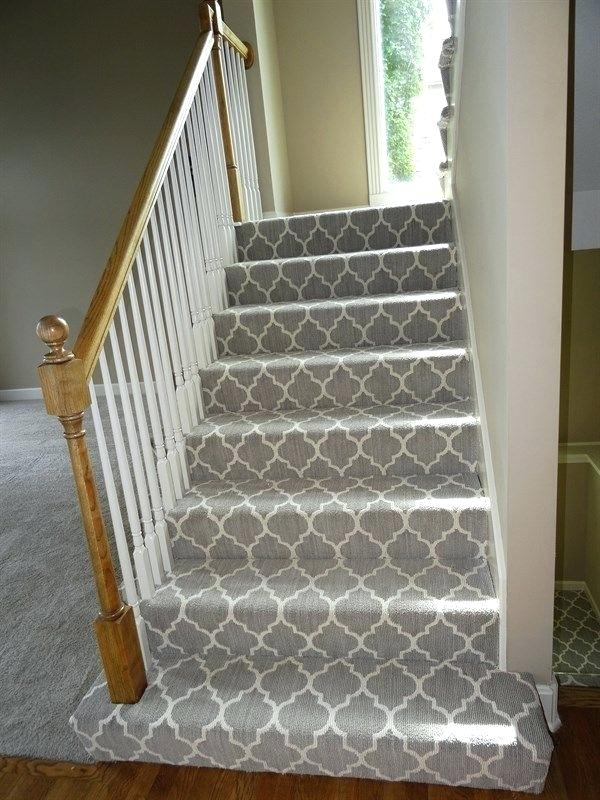 carpet runners for hall and stairs photo - 9