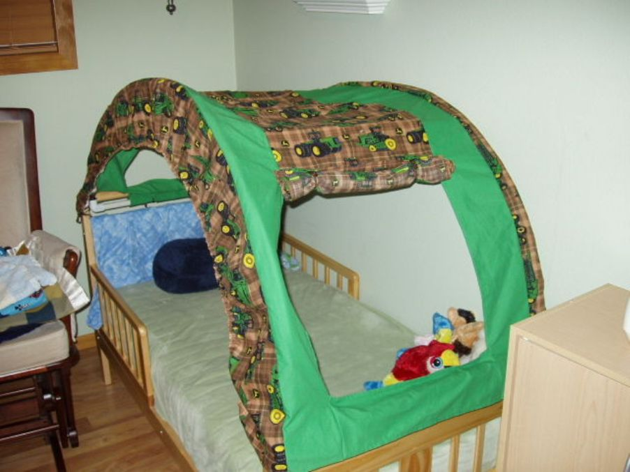 cars tent for toddler bed photo - 10