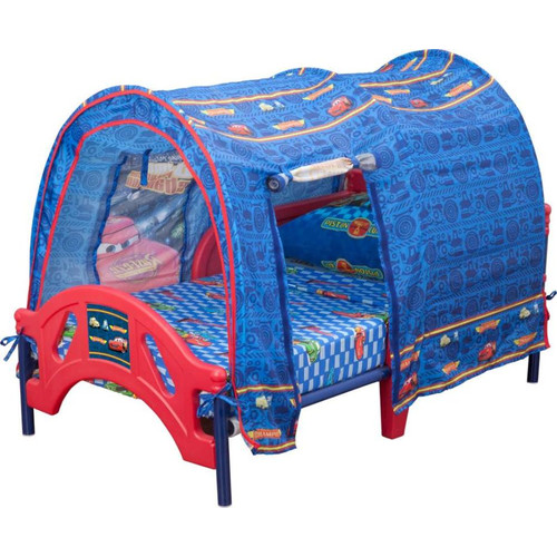 cars tent for toddler bed photo - 2