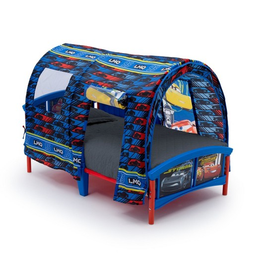 cars tent for toddler bed photo - 5
