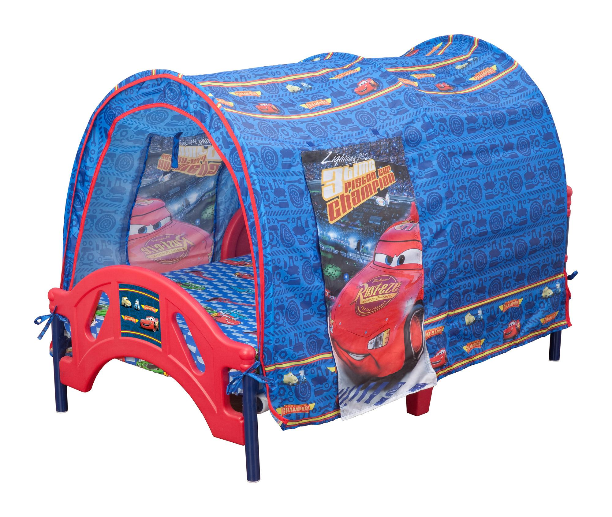 cars tent for toddler bed photo - 6