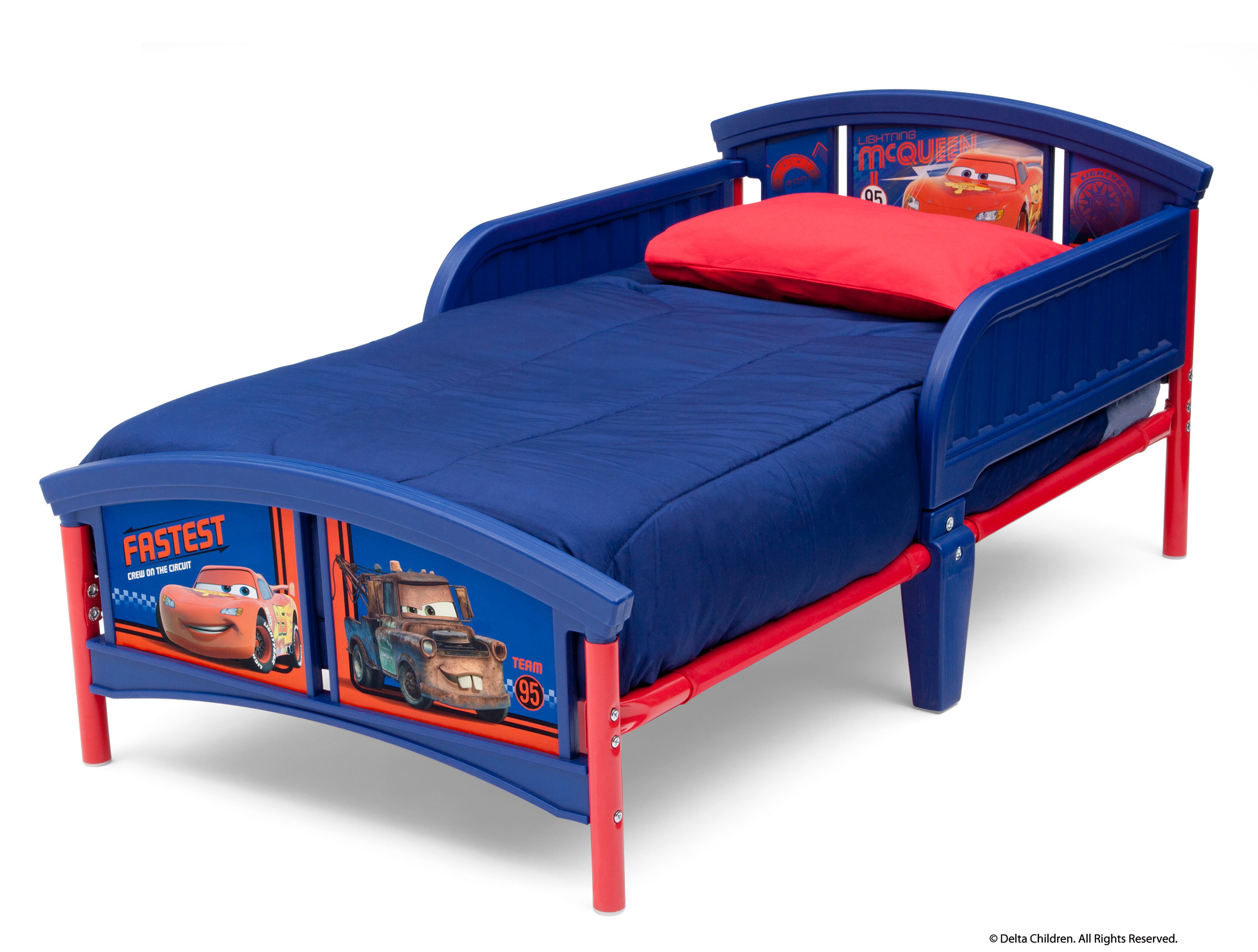cars toddler bed assembly instructions photo - 3