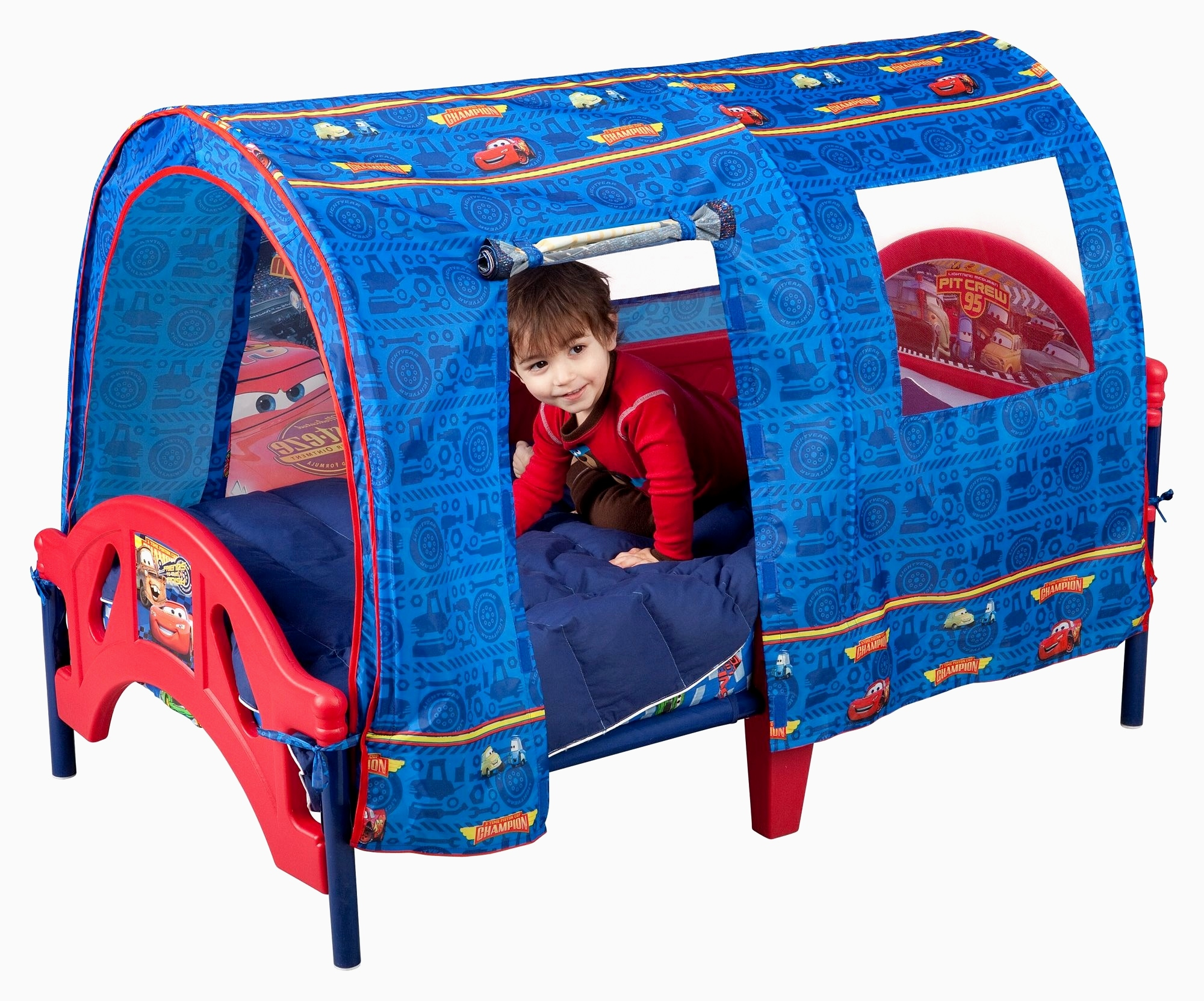 cars toddler bed sears photo - 10