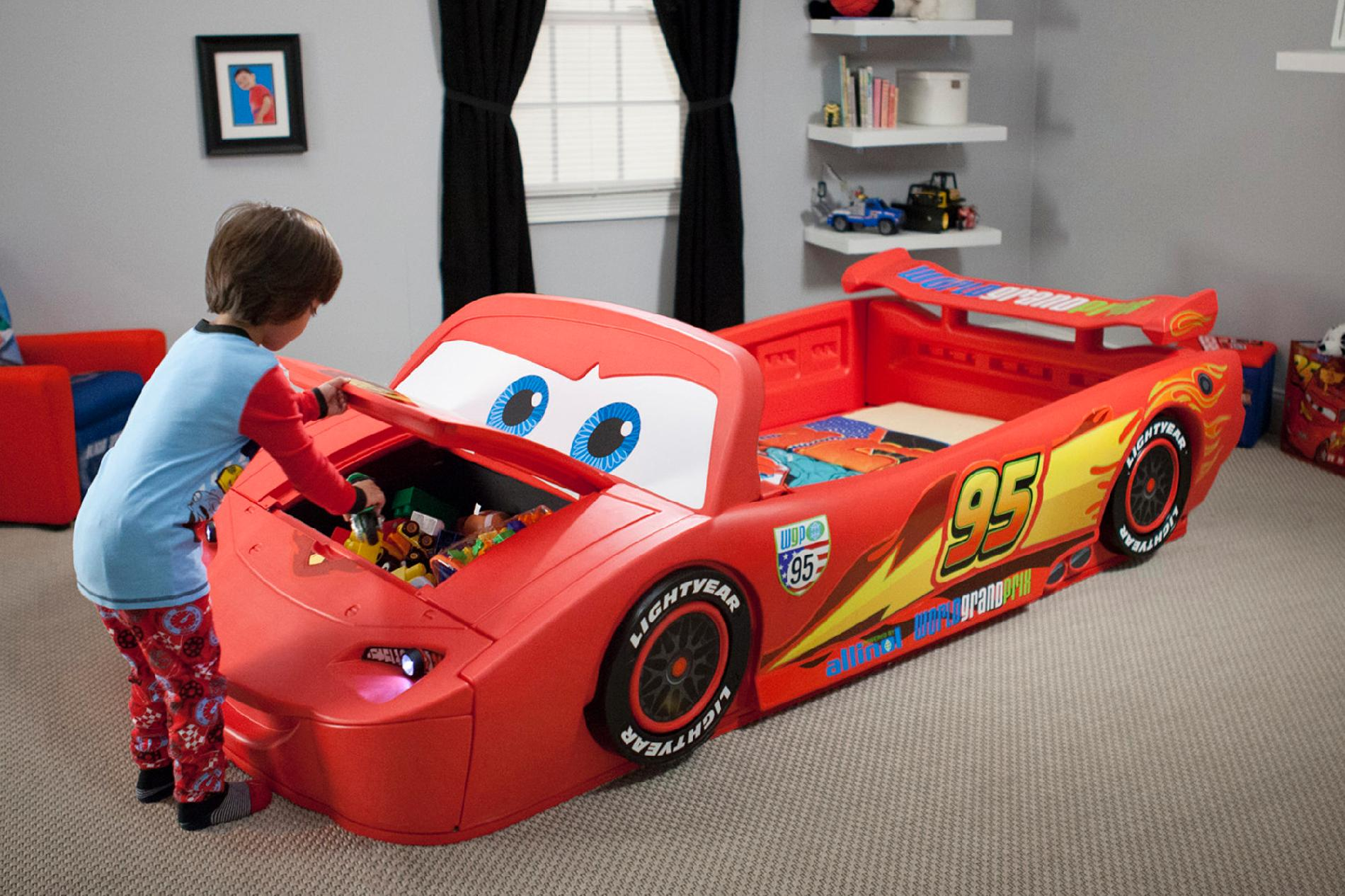 Cars Toddler Bed Set: Cars Toddler Bed Sears