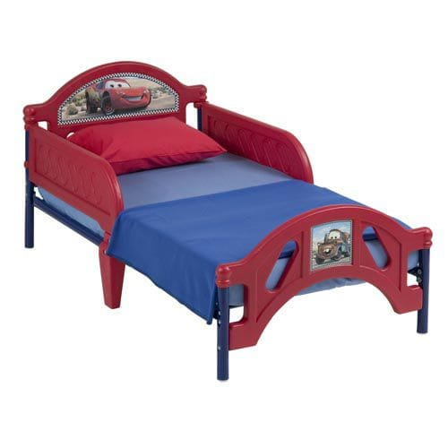 cars toddler bed sears photo - 4