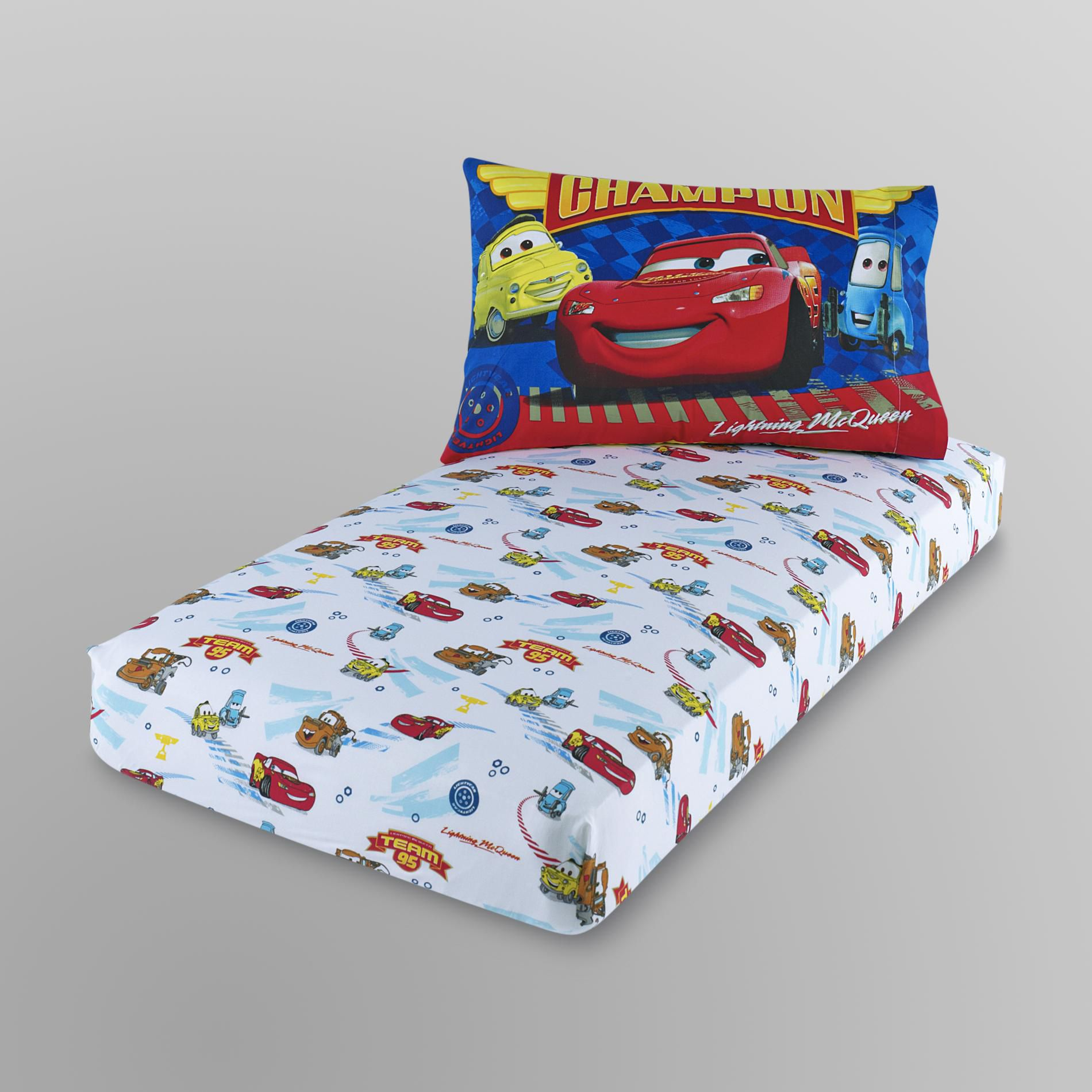 cars toddler bed sheets photo - 10