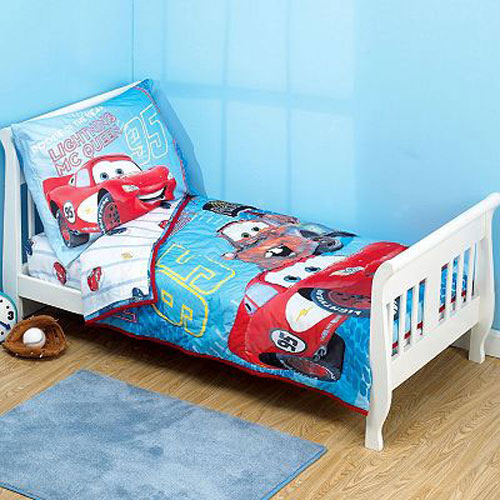 cars toddler bed sheets photo - 3