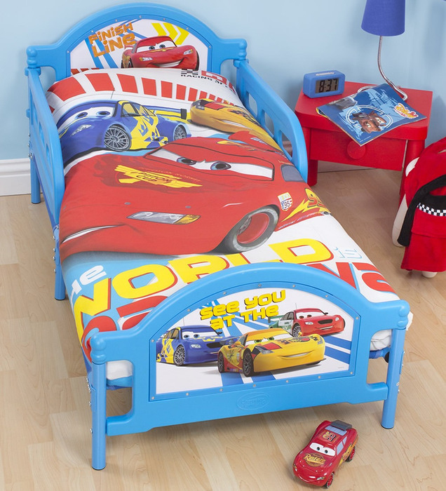 cars toddler bed sheets photo - 9