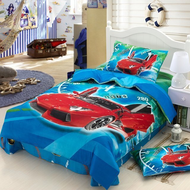 cars toddler bed spread photo - 4