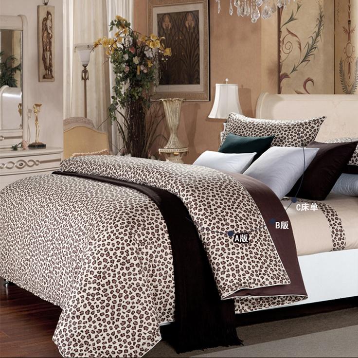 cheetah print bedroom photo - 9