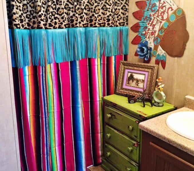 cheetah print bedroom curtains photo - 5