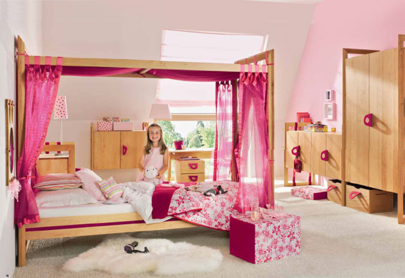 children bedroom furniture for girls photo - 2