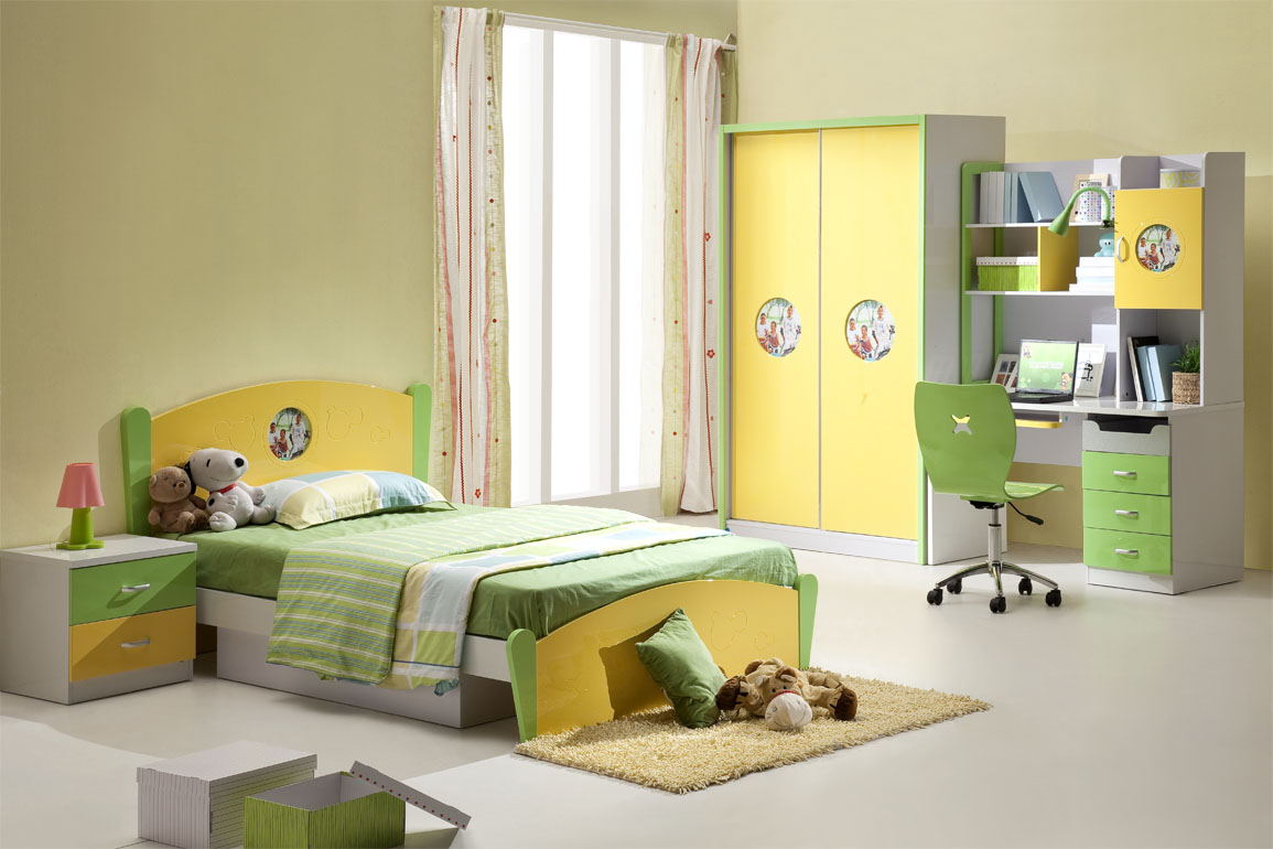 childrens bedroom furniture ideas photo - 1