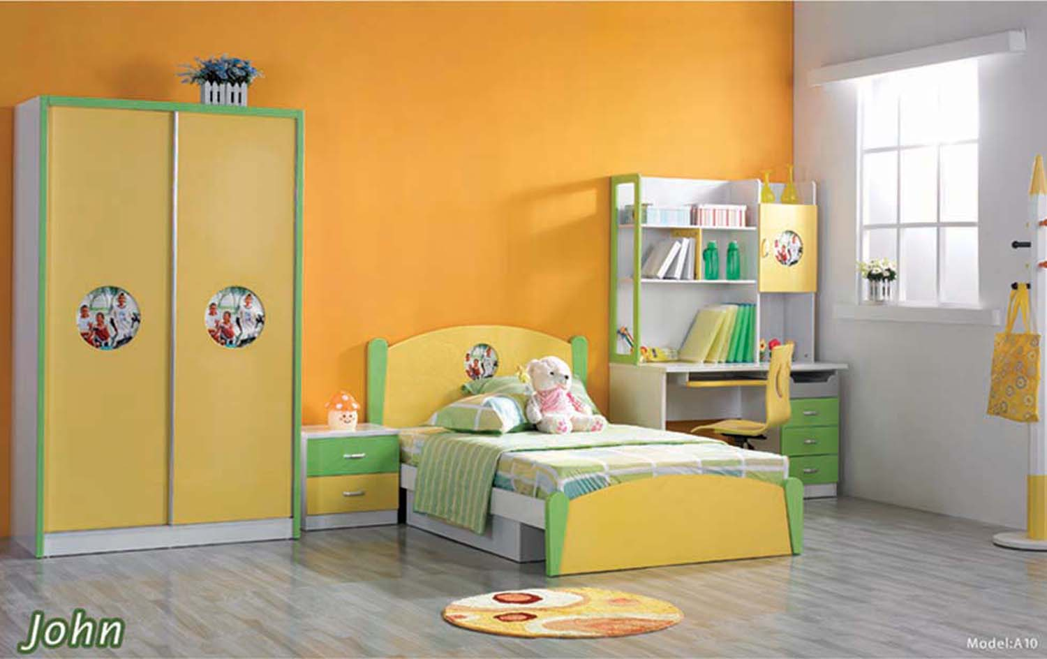 childrens bedroom furniture ideas photo - 7