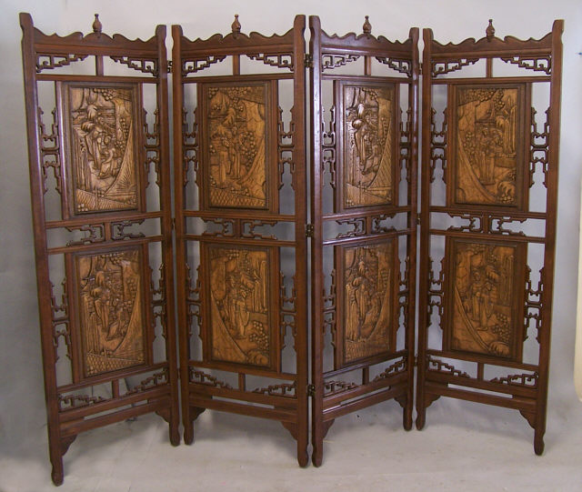 chinese room dividers and screens photo - 1