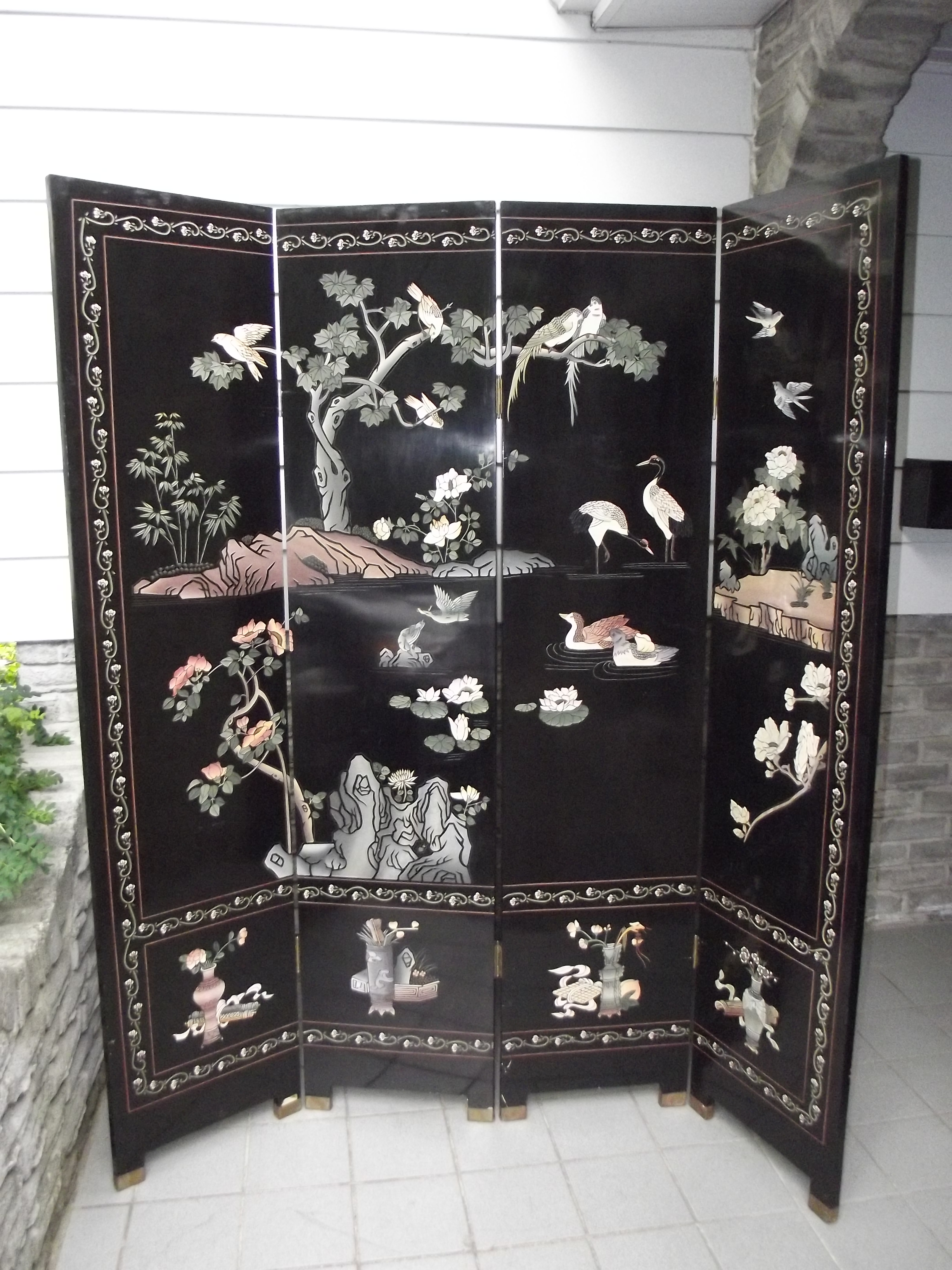 chinese room dividers and screens photo - 10