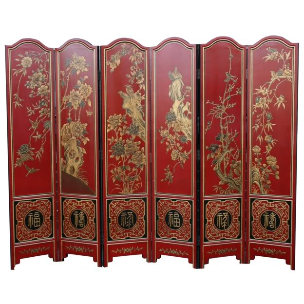 chinese room dividers and screens photo - 2
