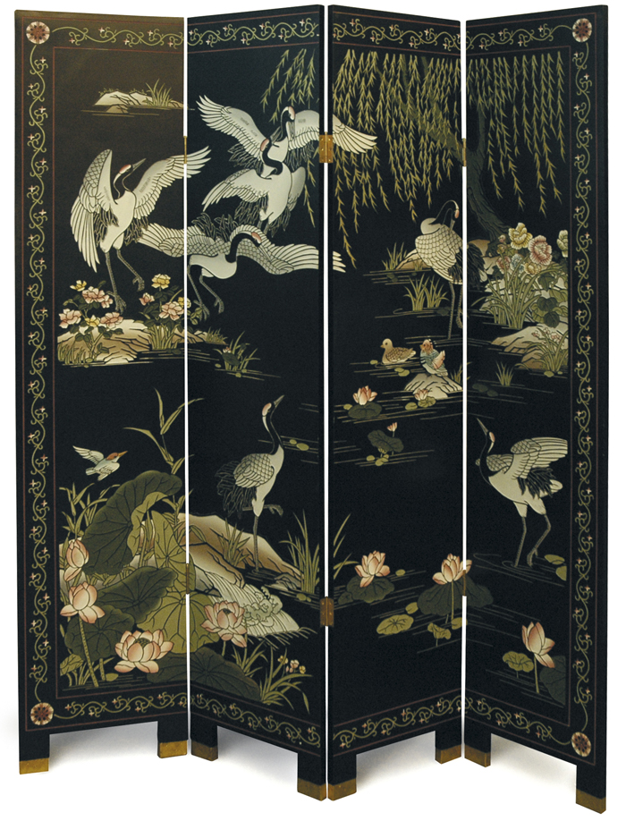 chinese room dividers and screens photo - 3