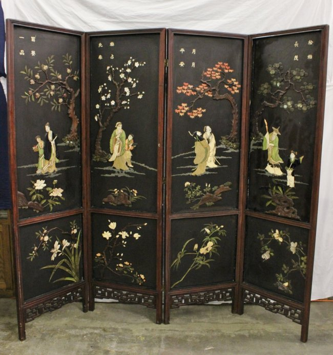 chinese room dividers antique photo - 10
