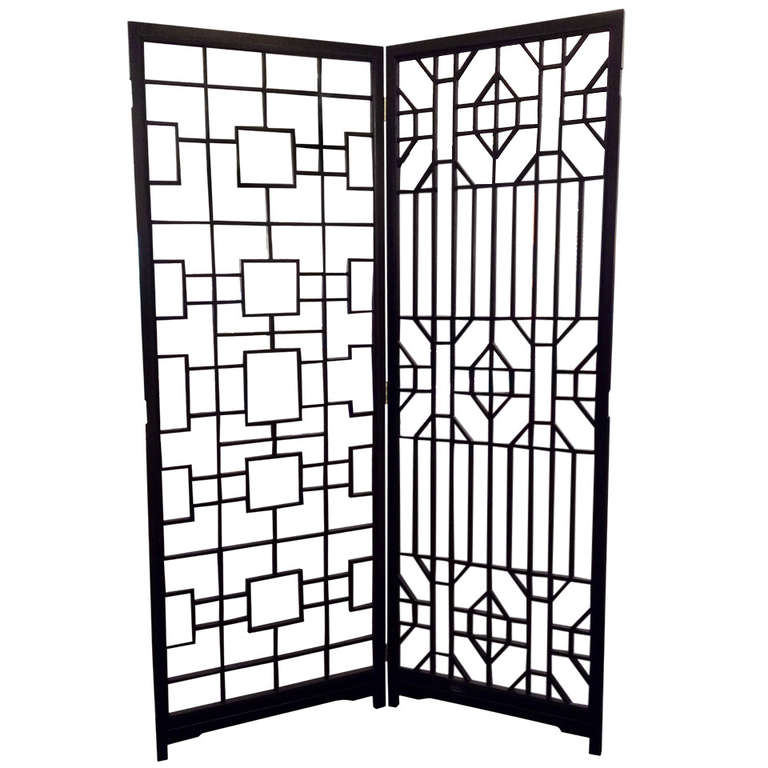 chinese style room dividers photo - 10