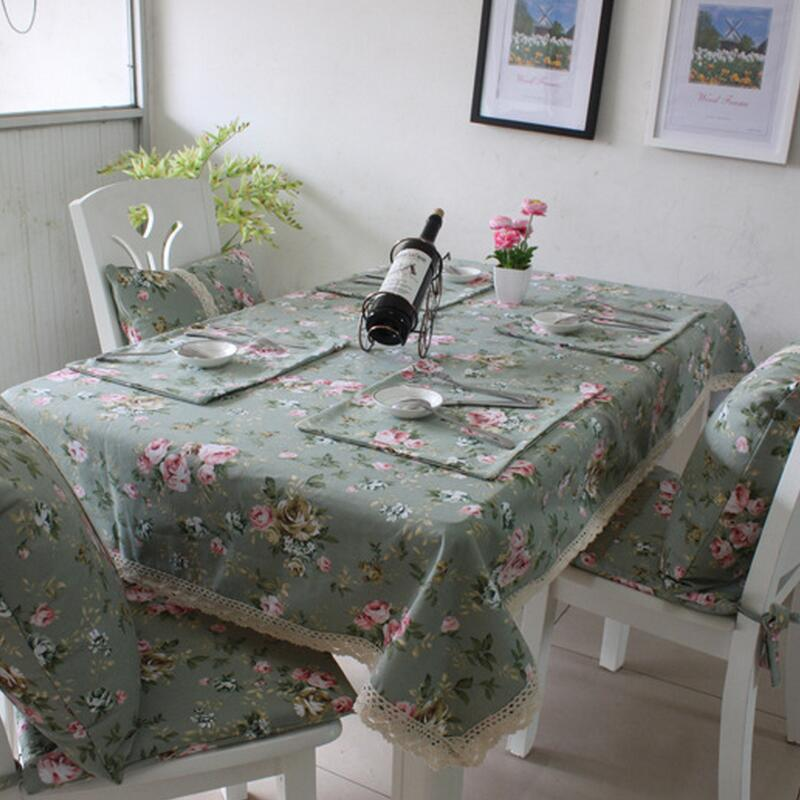 coffee design tablecloth photo - 7