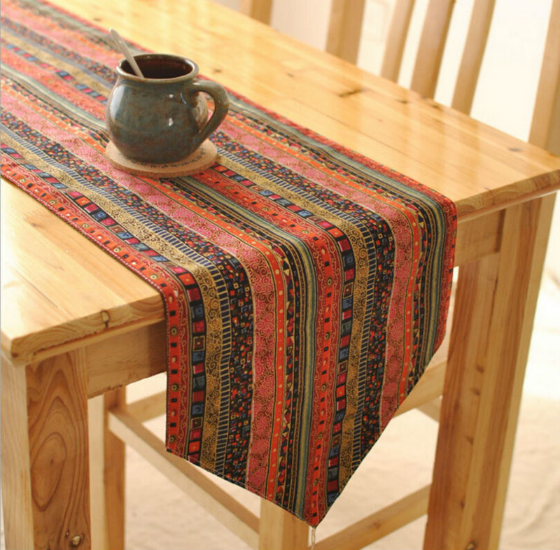 coffee design tablecloth photo - 9