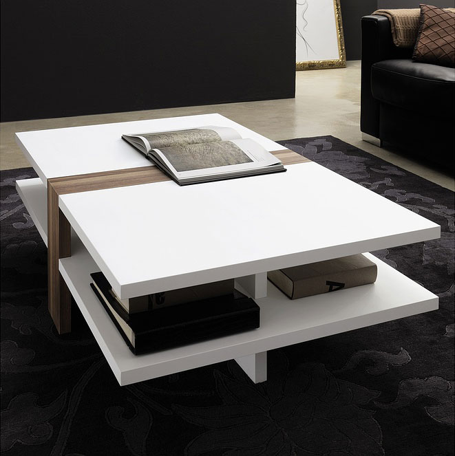 coffee table contemporary design photo - 2