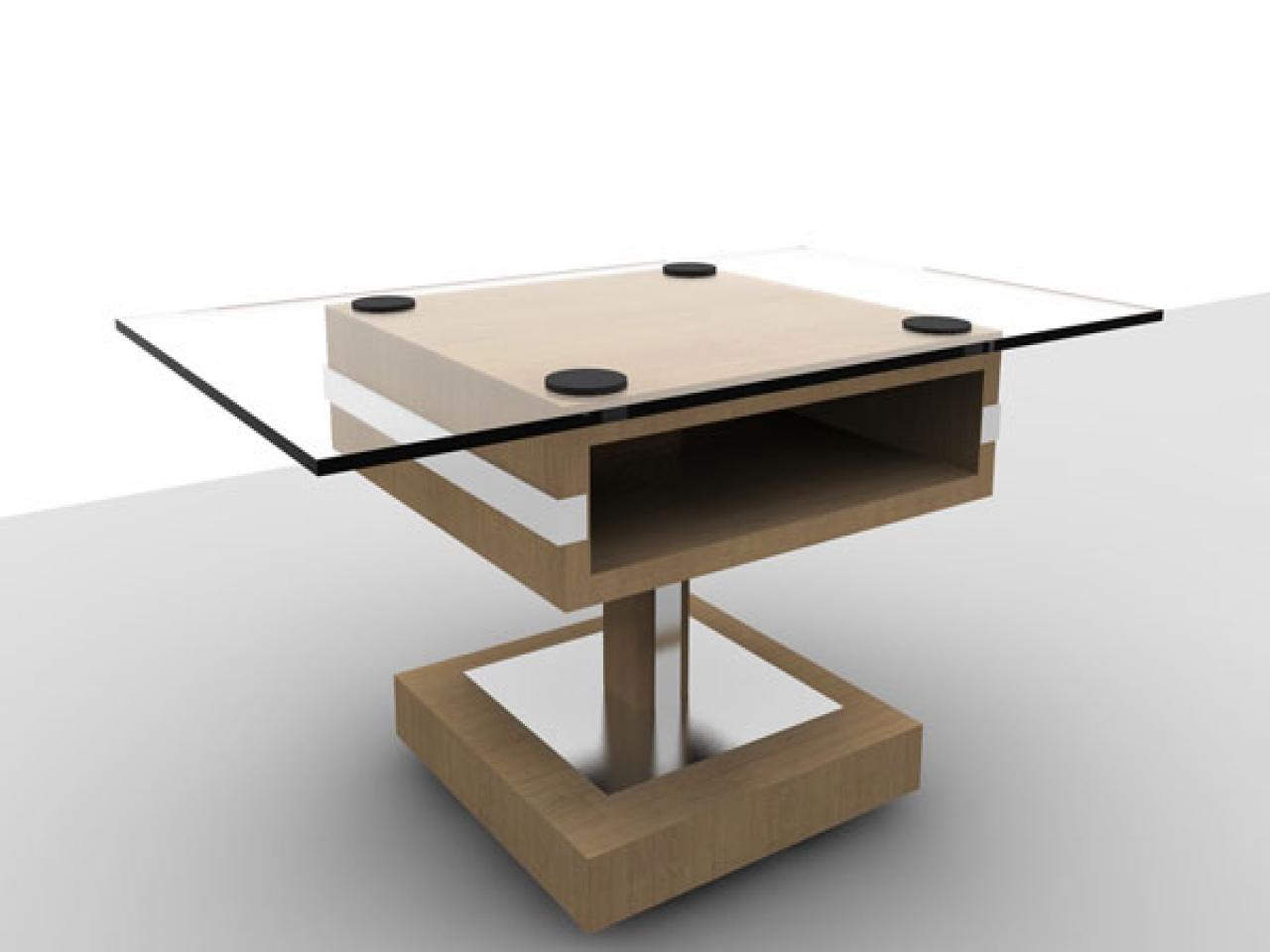 coffee table cool design photo - 3