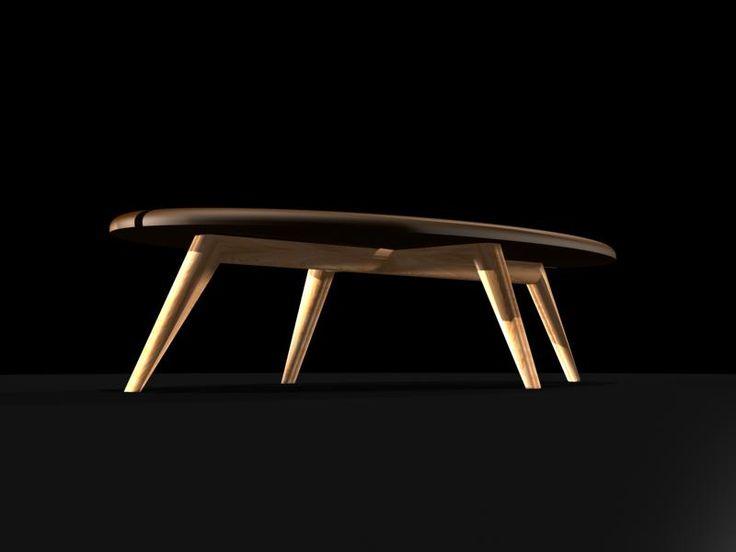 coffee table design concept photo - 2