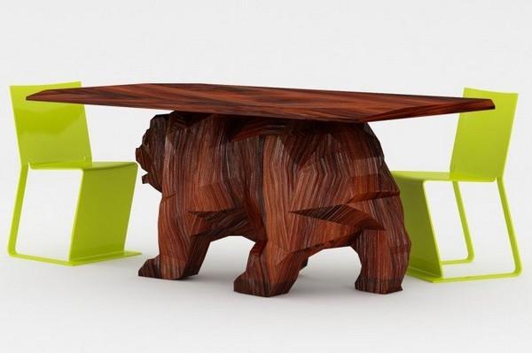 coffee table design concept photo - 9