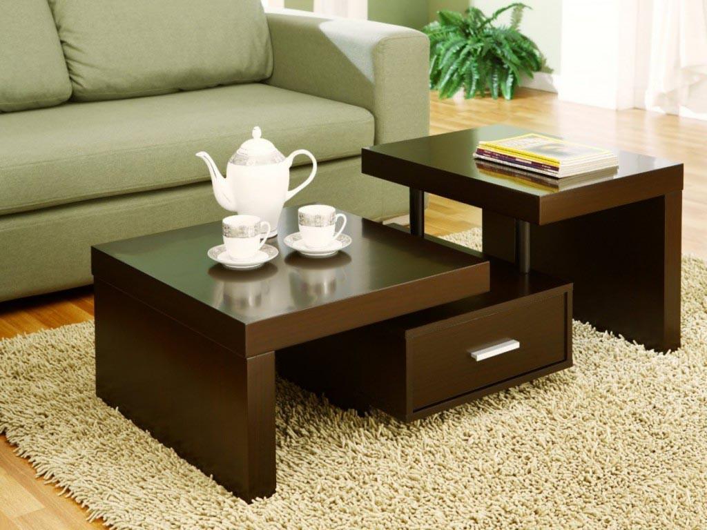 coffee table design ideas photo - 6