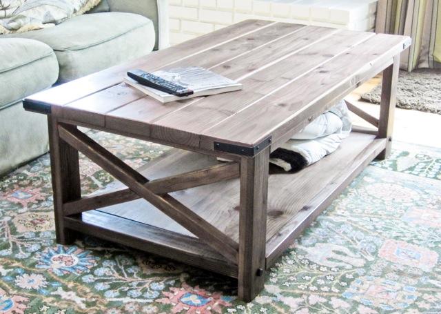 coffee table designs diy photo - 1