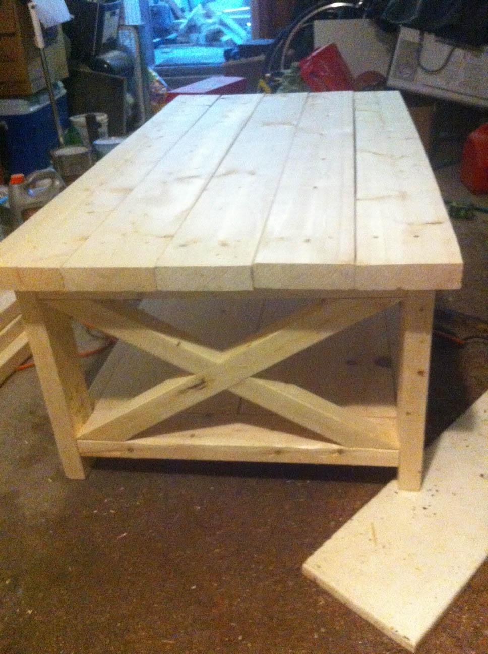 coffee table designs diy photo - 10