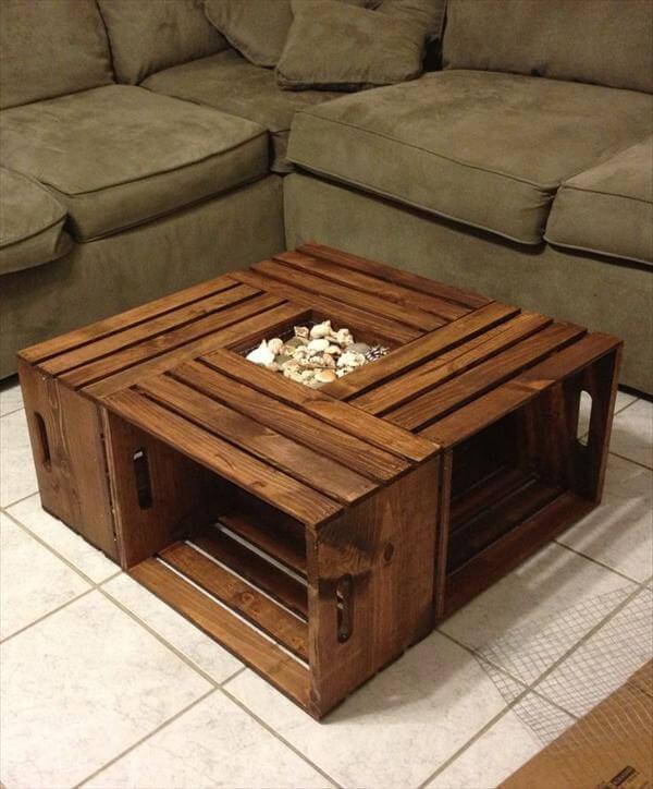 coffee table designs diy photo - 2