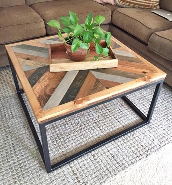 coffee table designs diy photo - 4