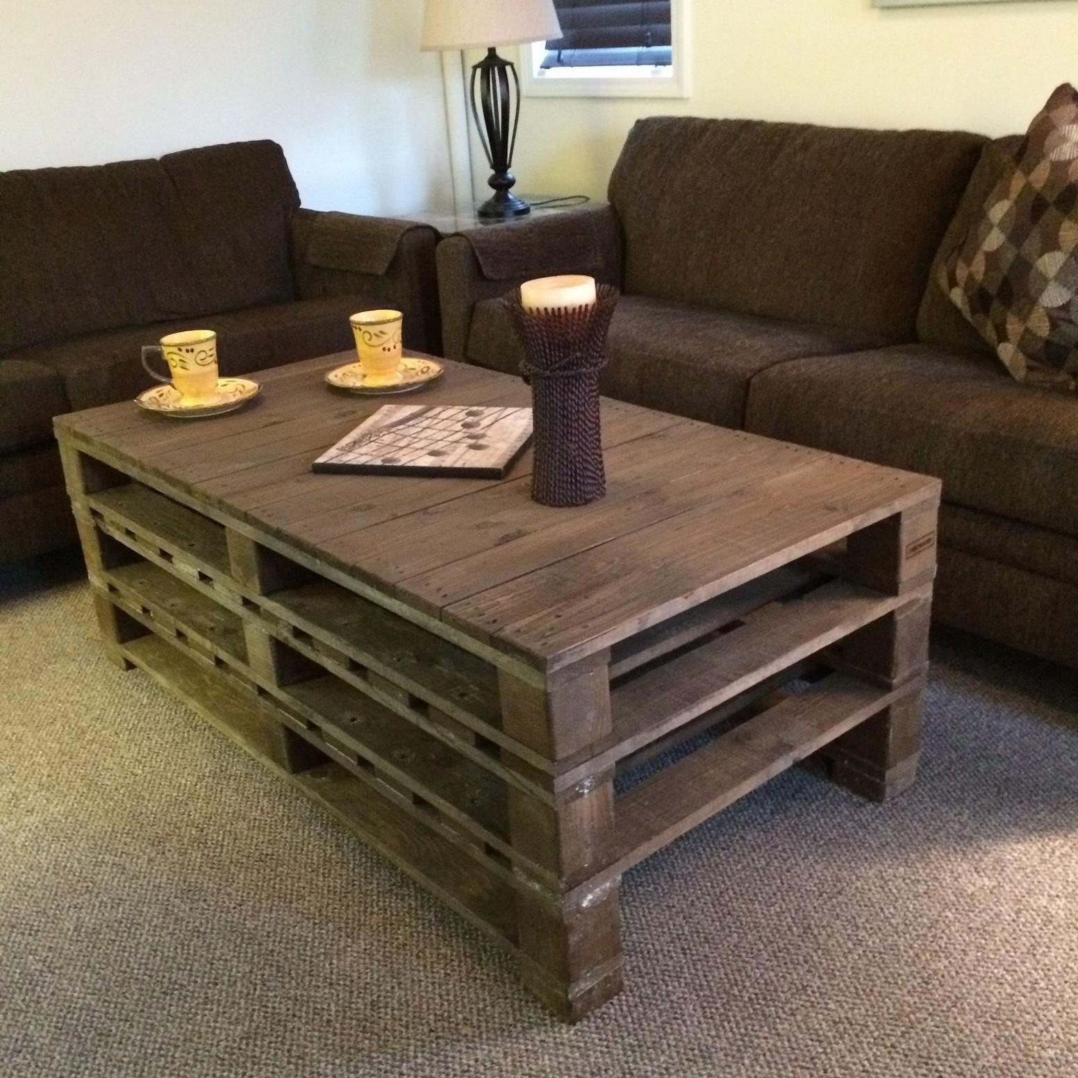 coffee table designs diy photo - 6