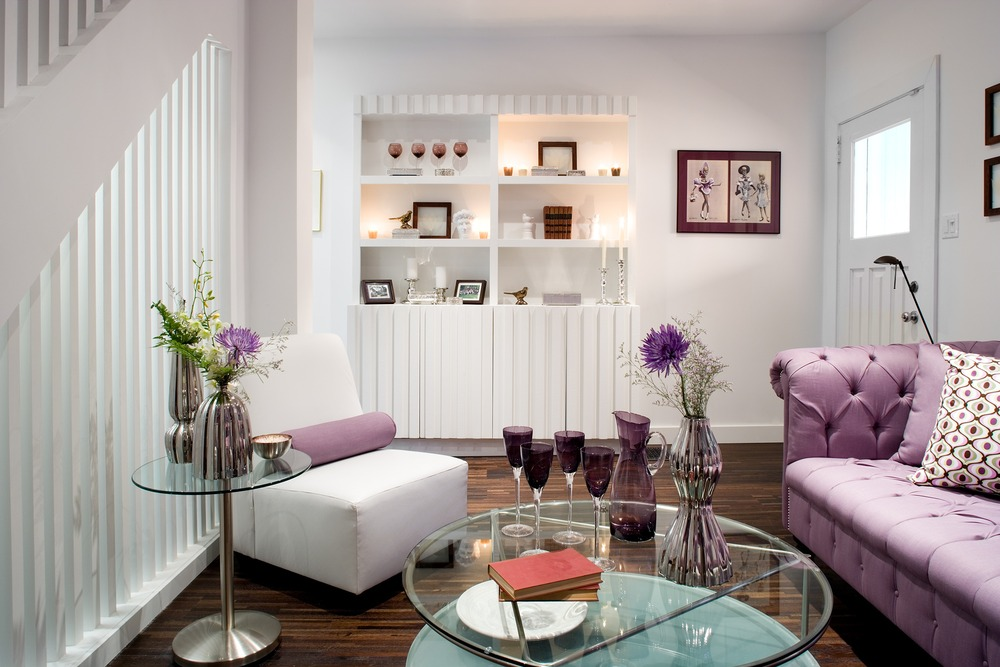 colin and justin living room designs photo - 3