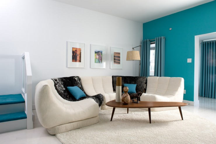 colin and justin living room designs photo - 5