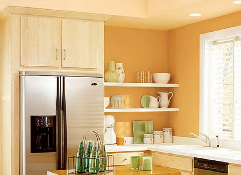 colour shade for kitchen photo - 4