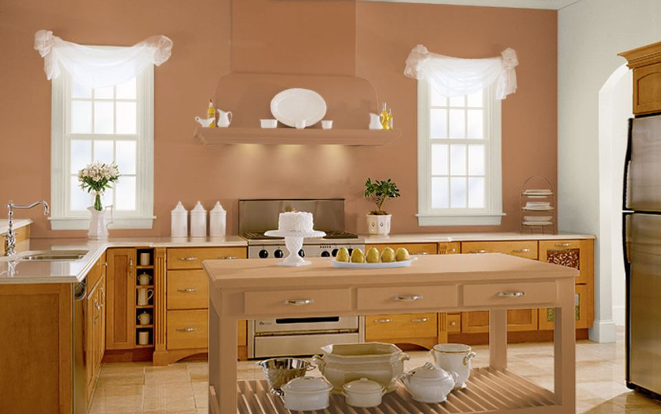 colour shade for kitchen photo - 8