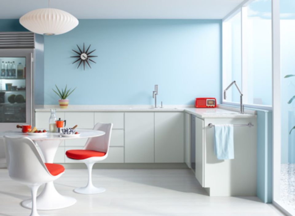 colour shade for kitchen photo - 9