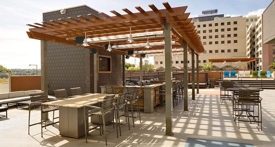 commercial outdoor bar designs photo - 9